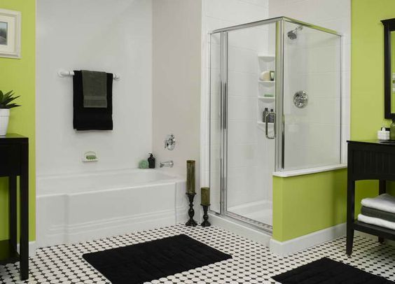 Yellow Tile Bathroom Decorating Ideas 1525 best bathroom ideas images on pinterest | bathroom ideas