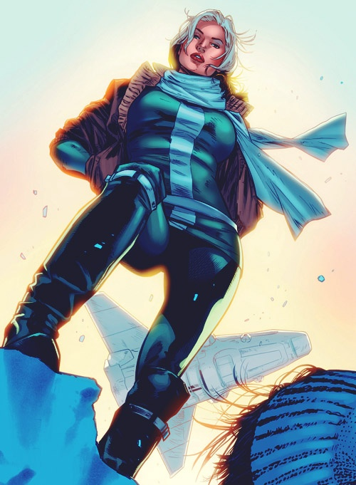 Rogue | #comics