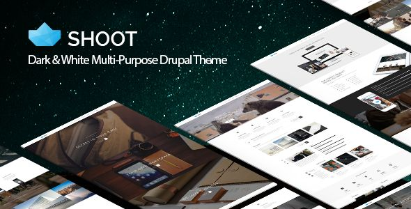 Shoot - Multi-purpose eCommerce Drupal Theme . Shoot has features such as High Resolution: Yes, Compatible Browsers: IE9, IE10, IE11, Firefox, Safari, Opera, Chrome, Compatible With: Drupal Commerce, Bootstrap 3.x, Software Version: Drupal 7.4x, Drupal 7.3x, Drupal 7.2x, Drupal 7.1, Drupal 7.0