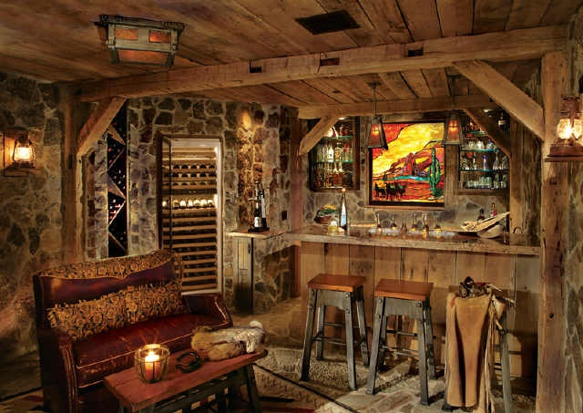 74 best garage bars images on pinterest basement bars for Western garage