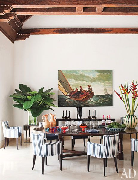 Richard Mishaan's Colombian Retreat Photos | Architectural Digest