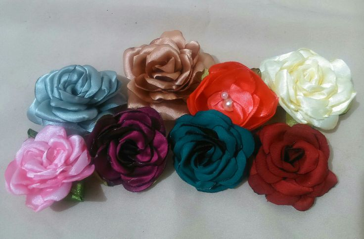 Burnt Roses... Love these colors :)