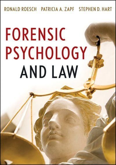 Forensic Psychology and Law $116.00