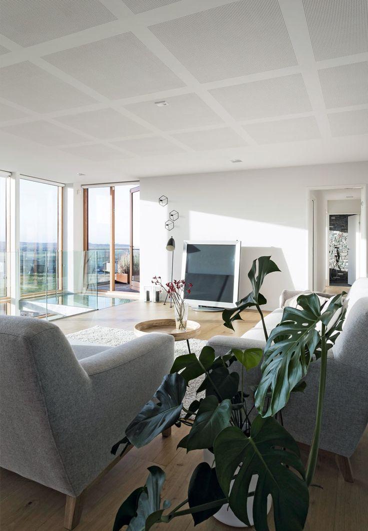 Hyggeafdeling med sofaer fra IDEmøbler