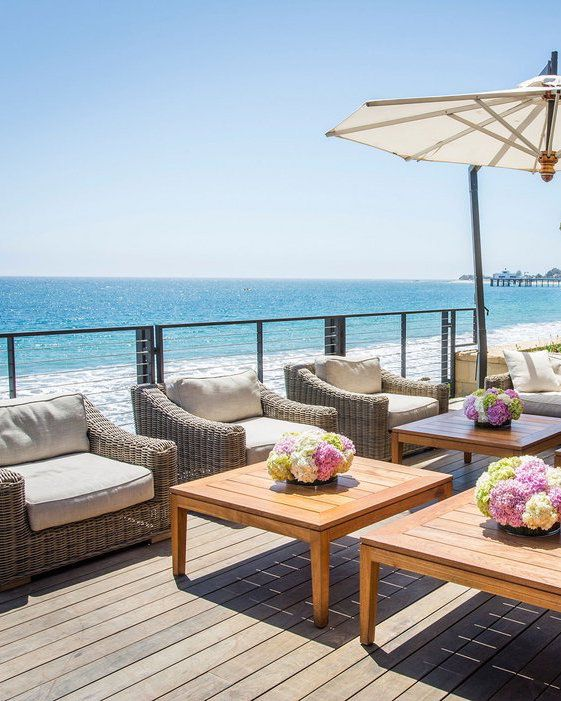 Eat. See the view. Nobu, Malibu, CA. Lunch menu here: http://www.noburestaurants.com/malibu/menus/lunch/#.VpwtYzZdIf8