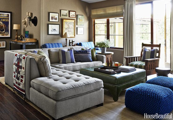 Modern Family Star Eric Stonestreet's Home Pictures | POPSUGAR Home