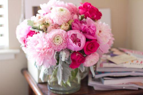 fabulous flowers!!!!: Amazing Flowers, Pink Flowers, Style, Flowers Arrangements, Beauty Blogs, Beautiful Pink, Beautiful Blog, Pink Bouquet, Pink Peonies