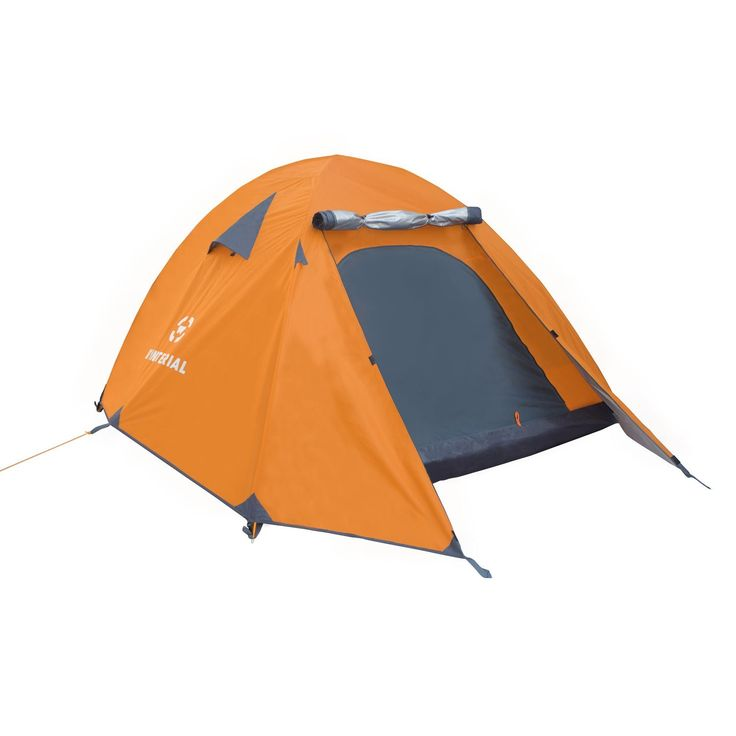 Winterial 4 Person Tent / Easy Setup Lightweight Camping and Backpacking 3 Season Tent / Compact / Camping tent / Family Tent
