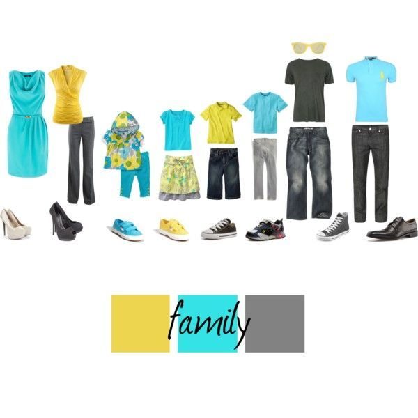 Picture Day Outfit Ideas | Love is Love Edition -- Make your own traditions!  Brooks-  we should do this for family picture day!!