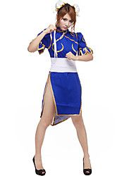 Cosplay Costume Inspired by Street Fighter Chun-L... – USD $ 64.99
