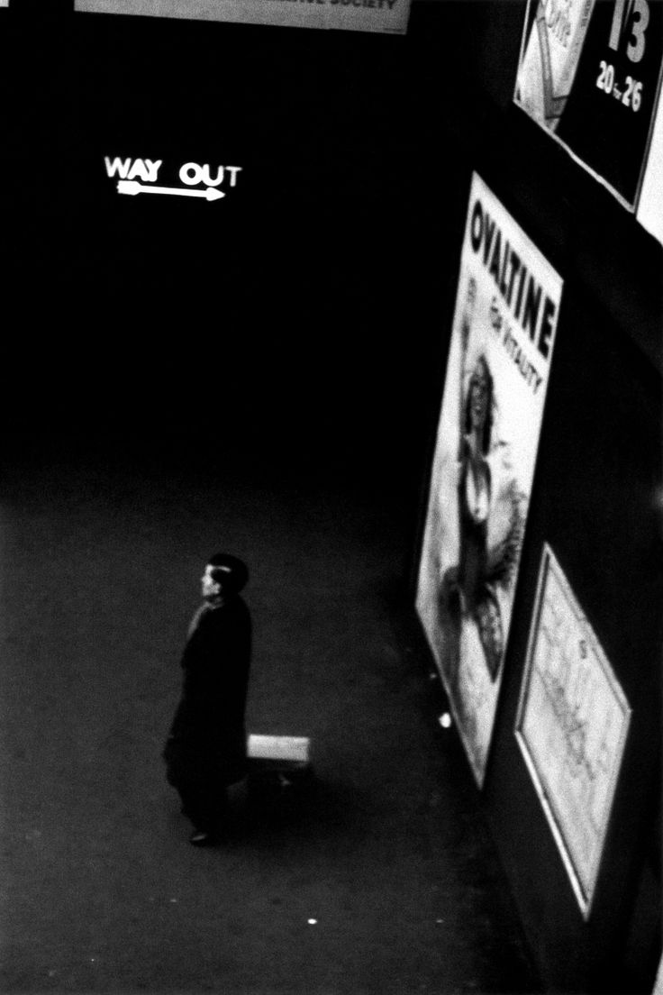 Sergio Larrain - London, 1959