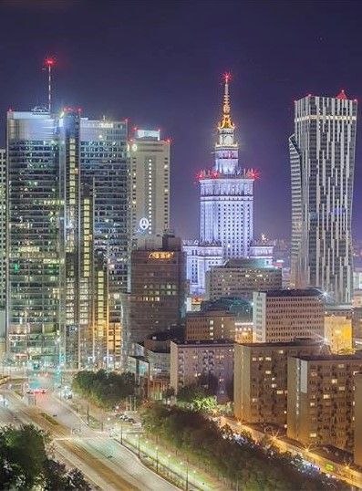 Warsaw Centrum, Poland