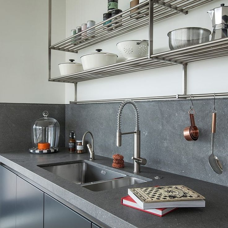 1000+ images about Kitchens Stainless Steel Counter Tops on Pinterest ...