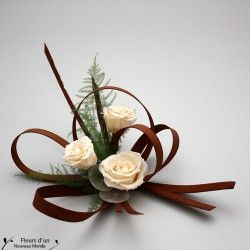 Centre de table mariage - Fleurs Mariage - Fleurs d'un Nouveau Monde - Fleurs d'un Nouveau Monde
