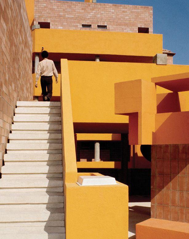Gaudi District | Ricardo Bofill Taller de Arquitectura | Archinect