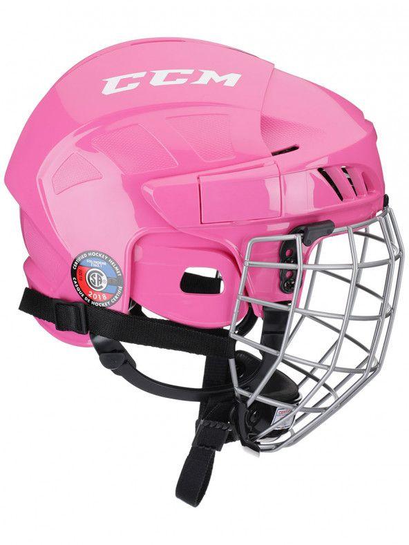Ccm Fitlite Fl40 Helmets W Cage Helmet Hockey Helmet Football Helmets