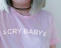 Cry Baby Melanie Martinez Shirt - Crybaby T-Shirt - Melanie Martinez Shirt - Crybaby Shirt - Cry Baby T-Shirt