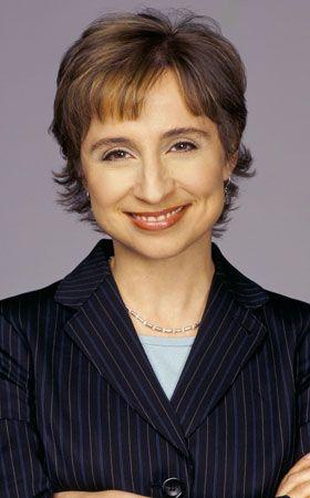 Francia premia a Carmen Aristegui por defender a los que no tienen voz en los medios