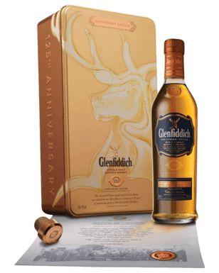Glenfiddich 125th Anniversary Edition Single Malt Scotch Whisky