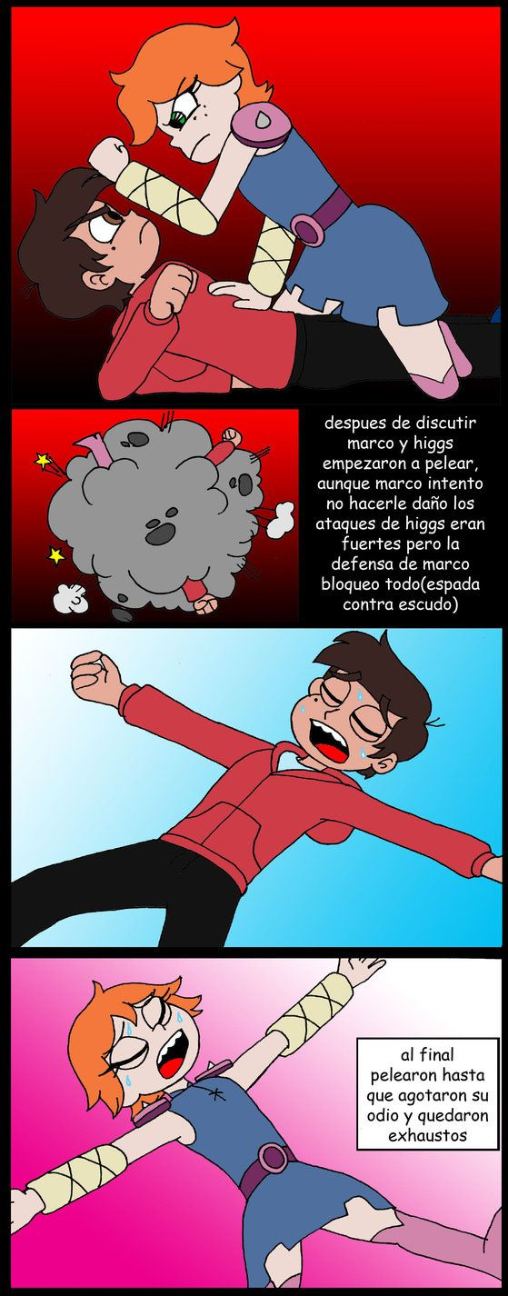 45 best Marco Diaz and Higgs images on Pinterest
