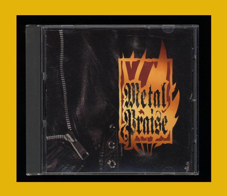 Metal Praise (1992 CD Myrrh) X-SINNER WHITECROSS SACRED WARRIOR BLOODGOOD CCM    eBay
