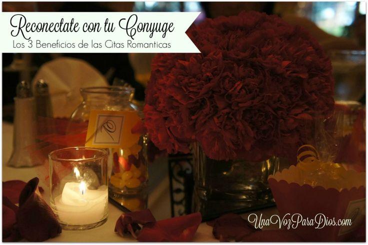 Reconéctate Con Tu Cónyuge - Los 3 Beneficios de las Citas Románticas