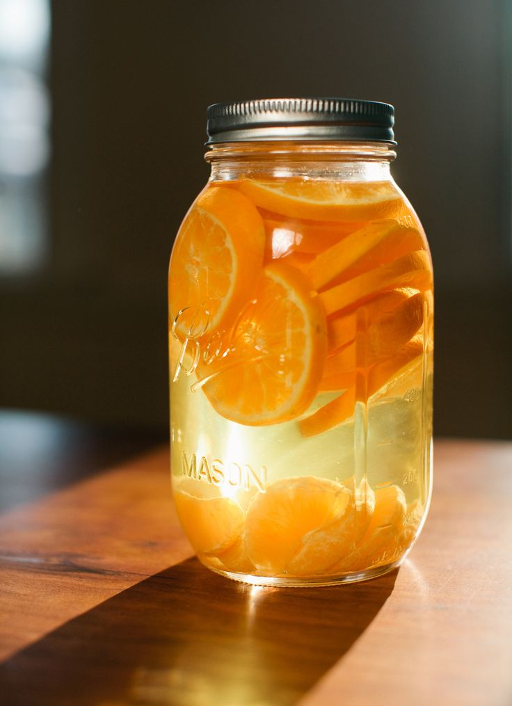 Clementine Infused Gin | Map & Menu