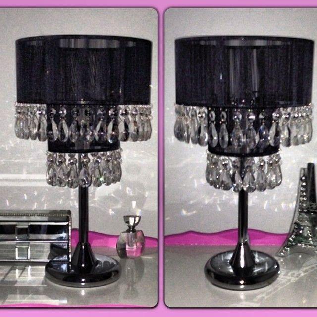 Love that lamp! <3