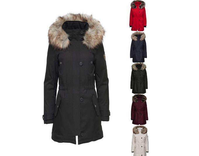 Only Damen Winter Mantel onlIris Parka Jacke Fellkapuze ,Größe: XL, Farbe: weiß Jetzt bestellen unter: https://mode.ladendirekt.de/damen/bekleidung/maentel/sonstige-maentel/?uid=43de7b2d-4cda-5765-ac70-89e10a3f7a96&utm_source=pinterest&utm_medium=pin&utm_campaign=boards #bekleidung #maentel #sonstigemaentel