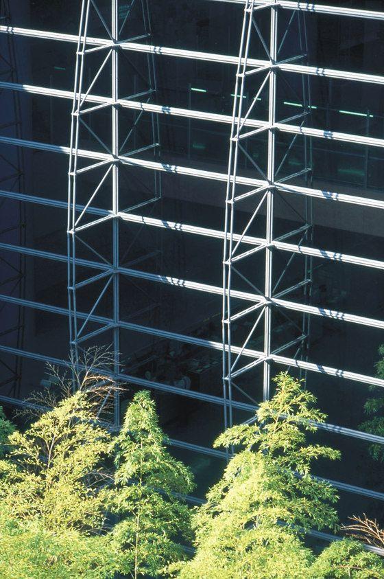 Kansai International Airport Passenger Terminal Building by Renzo Piano Building Workshop   Airports