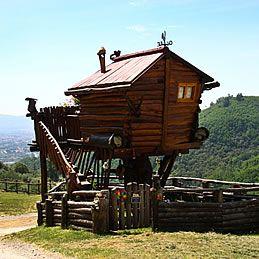Vacanze coi bimbi Toscana Pistoia