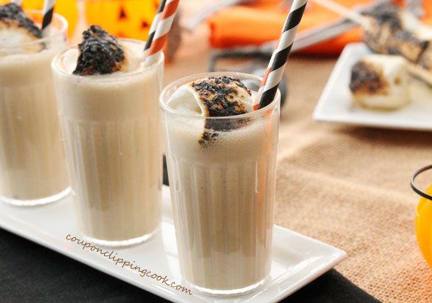 More like this: toasted marshmallow , milkshakes and marshmallows .