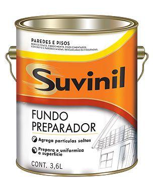 Tintas Suvinil - Suvinil Fundo Preparador - Sua Casa, Seu Orgulho. - Renove Você…