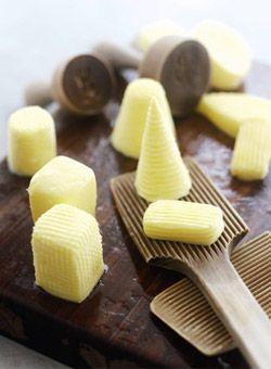 Fromages affinés - Le beurre Bordier