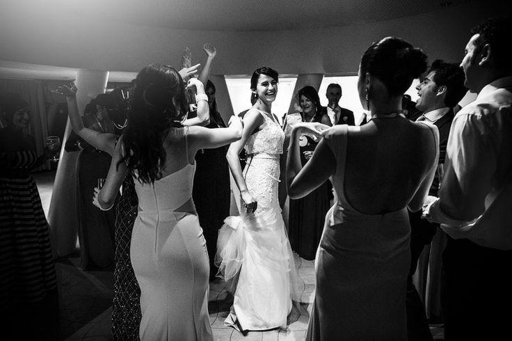 Una de nuestras imagenes preferidas de la boda de C&A. Nos encanta la felicidad de C!!