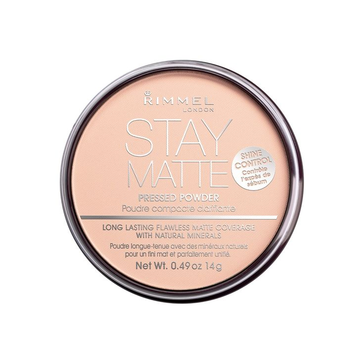 Rimmel Stay Matte Powder - Natural