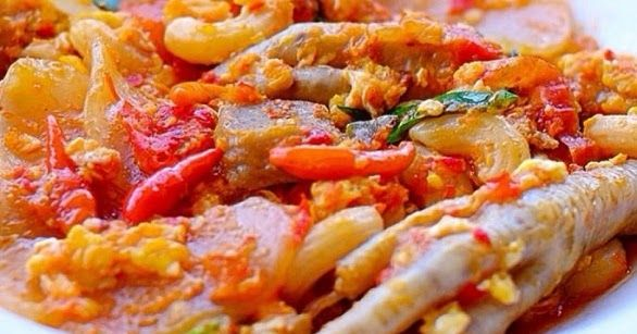 Gambar Seblak Kerupuk Ceker Resep Seblak Basah Kerupuk Ceker Pedas Lezat Alittleprefabricado Cara Membuat Seblak Ceker Pedasnya Resep Masakan Resep Makanan