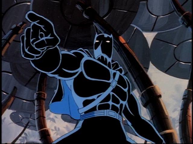 Resultado de imagem para fantastic four 1994 black panther