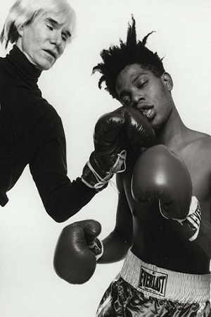 The Exclusive Story Behind Warhol & Basquiat's Boxing Photos