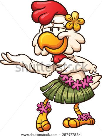 Cartoon Chicken Illustration Photos et images de stock | Shutterstock