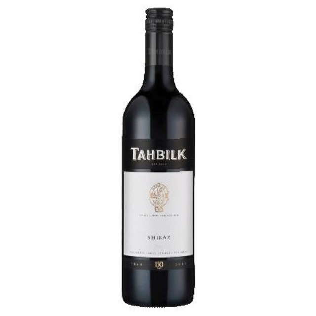 Great every day drinking Shiraz - thanks Tahbilk
