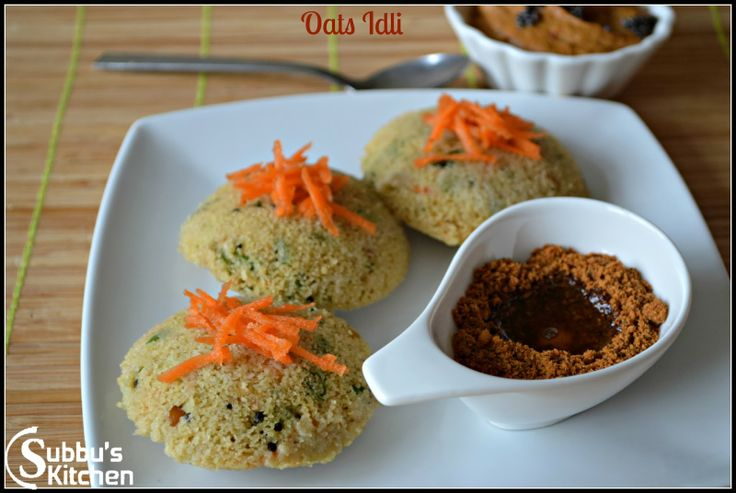 Instant Oats Idli ! Mix of healthy oats, rawa and rich vegetables and can be made instantly. A perfect alternative for our routine conventional idly.