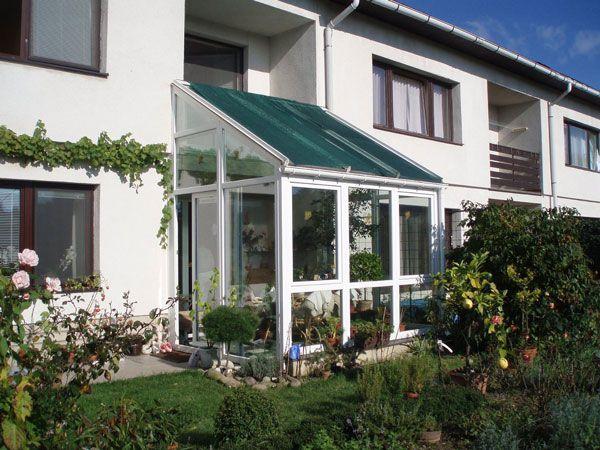 Jak ochránit zimní zahradu proti přehřívání?