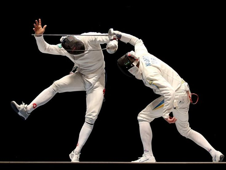 The British fencing team for this summer's Olympic Games in Rio was…