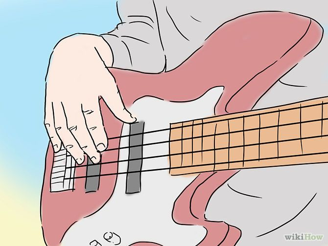 how to play am on guitar wikihow