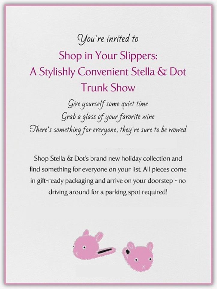218 best Stella Dot Trunk Shows images on Pinterest Stella dot