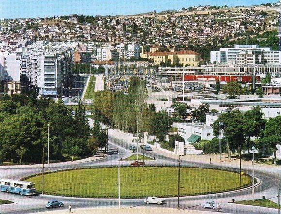 TRAVEL'IN GREECE   Aggelaki street, #Thessaloniki, #Central_Macedonia, #Greece, #travelingreece