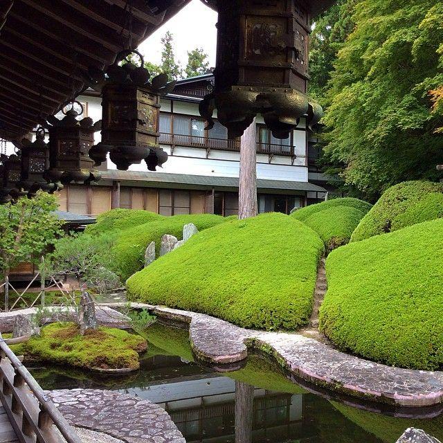 Koya-San, Buddhist temple, Fukuchi-in.