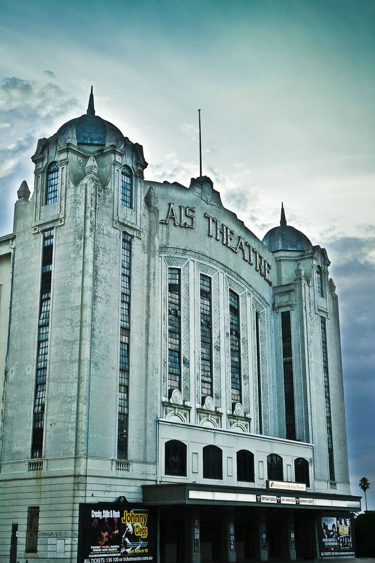 Palais Theatre, St. Kilda