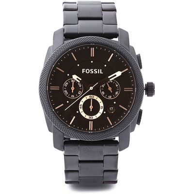 Buy Fossil FS4682 Black Round Chronograph Watch by E TRADERS RETAIL, on Paytm, Price: Rs.9350?utm_medium=pintrest